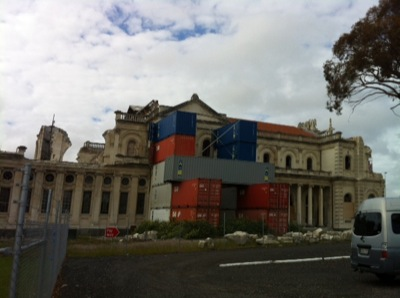Christchurch City Tour Catholic Cathedral