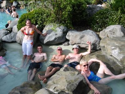 Hanmer Springs Day Tour