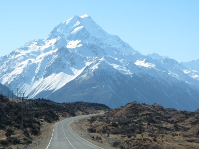 Christchurch Mount Cook Day Tour