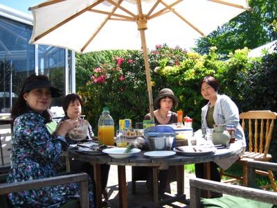 Christchurch Organic Garden Cooking Tour
