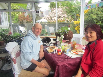 Christchurch Springtime Breakfast
