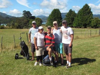 Christchurch Picnic Golf Tour