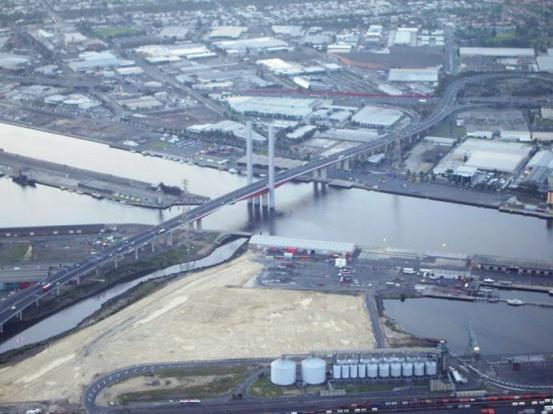 The Bolte Bridge