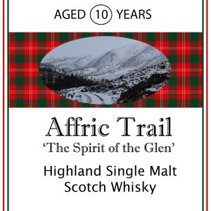 Cannich Stores - Affric Trail Whisky