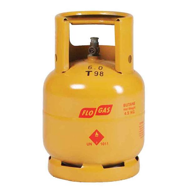 4kg Butane Flogas gas cylinders