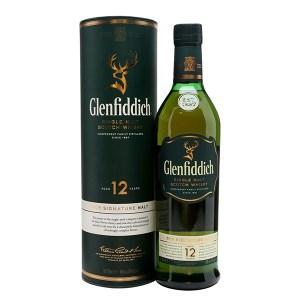 Glenfiddich 12yo Speyside Malt