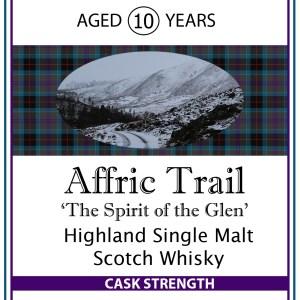 Affric Trail Cask Strength