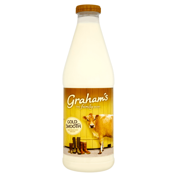 Cannich Stores - Grahams Jersey Gold Smooth 1L