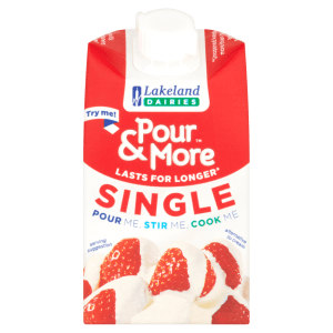 Cannich Stores : Lakeland Pour & More Single Cream