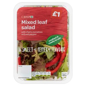 Cannich Stores : Mixed Leaf Salad