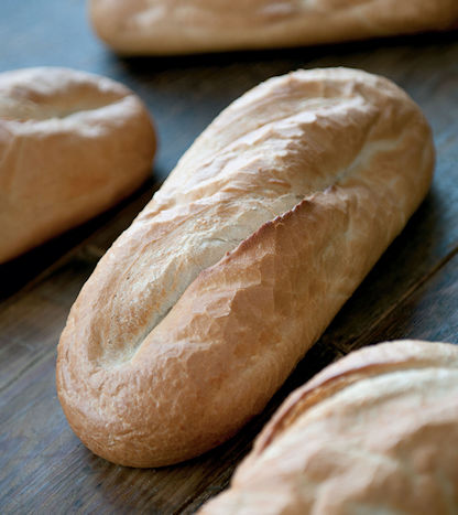 Cannich Stores : White Bloomer Loaf