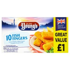 Cannich Stores : Youngs Fish Fingers