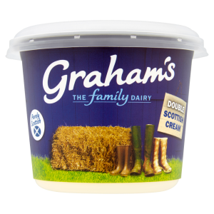 Cannich Stores : Grahams Fresh Double Cream