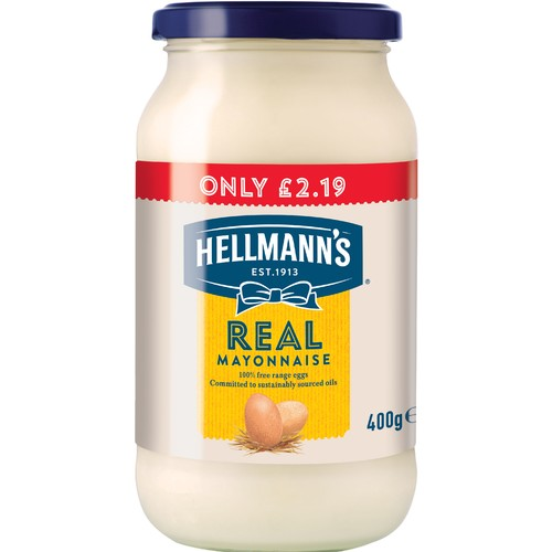 Cannich Stores : Hellmans Real Mayonnaise
