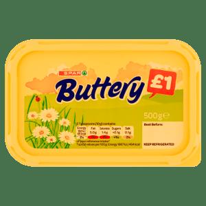 Cannich Stores : Spar Buttery