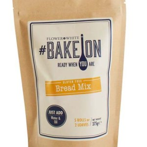 Flower & White - Gluten Free Bread Flour Mix
