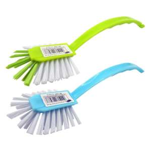 Long Fantail Dish Brush
