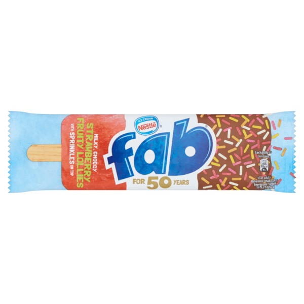 Cannich Stores : Nestle FAB
