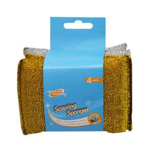 Scouring Sponges 4 Pack