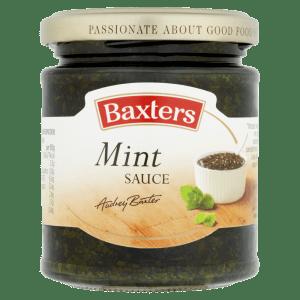 Cannich Stores : Baxters Mint Sauce