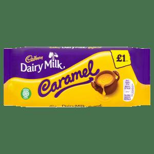 Cannich Stores : Cadbury Dairy Milk Caramel
