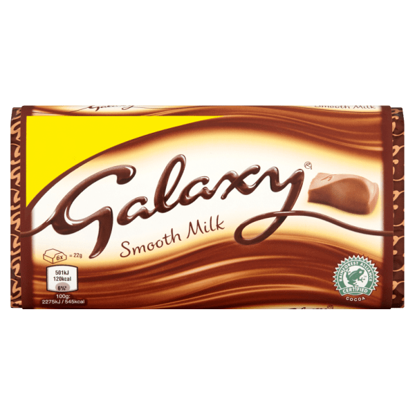 Cannich Stores : Galaxy Smooth Milk Chocolate