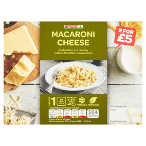 Cannich Stores: : Spar Macaroni Cheese 450g