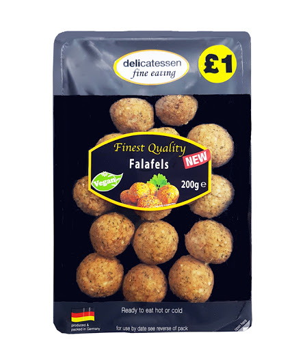 Delicatessen Fine Eating Falafels