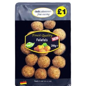 Delicatessen Fine Eating Falafels