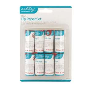 Fly Paper Set 8 Pack