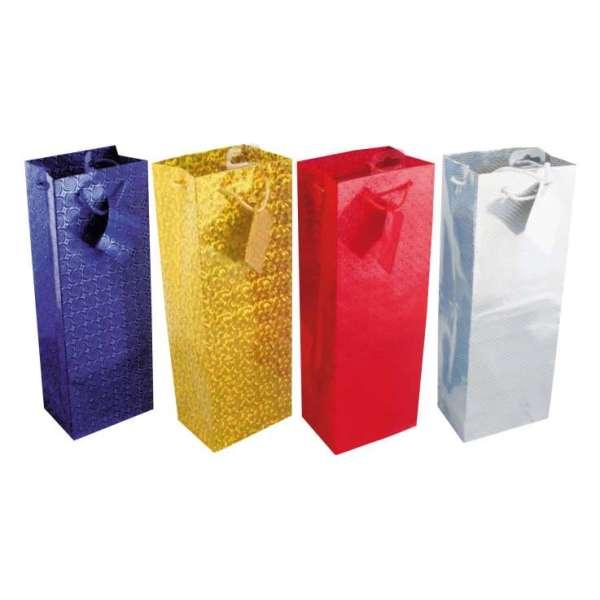 Holographic Bottle Bag