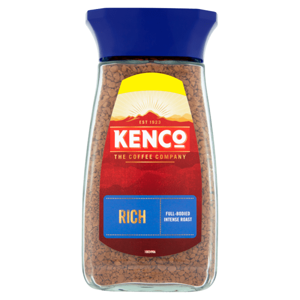Kenco Rich Instant Coffee 100g