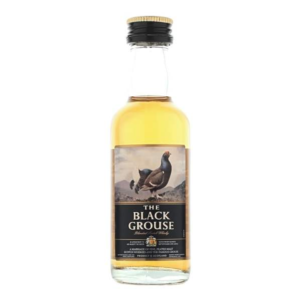 The Black Grouse - 5cl