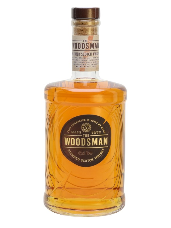 The Woodsman Blended Scotch Whisky