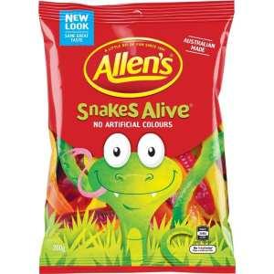 Allens Snakes Alive