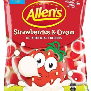 Allens Strawberries & Cream