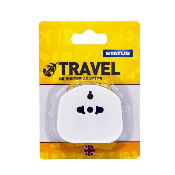 UK Visitor Adaptor