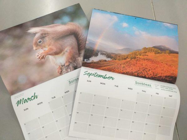 Soirbheas 2022 Calendar