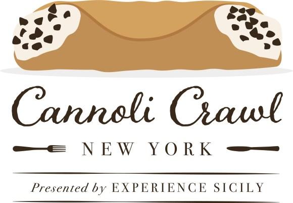 Cannoli Crawl Logo