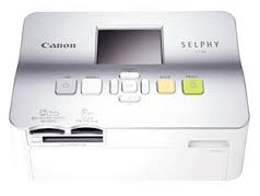 Canon SELPHY CP780 Driver Download