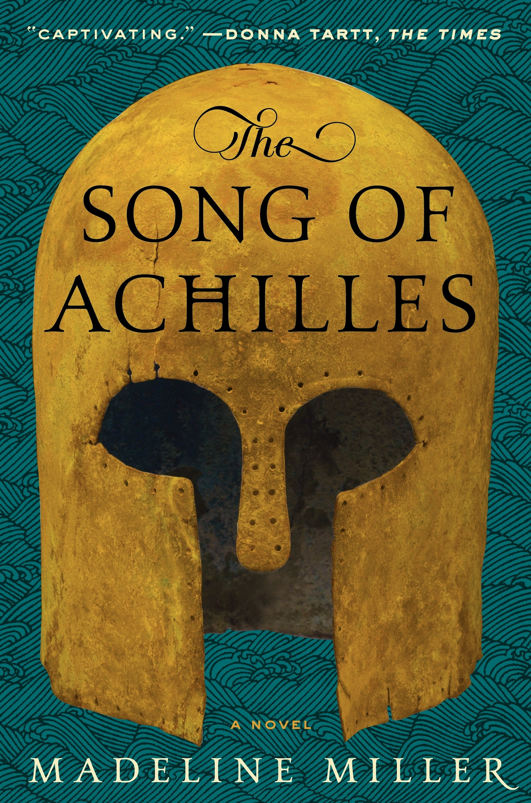 Image result for book cover song of achilles