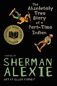 Absolutely True Diary of a Part-Time Indian