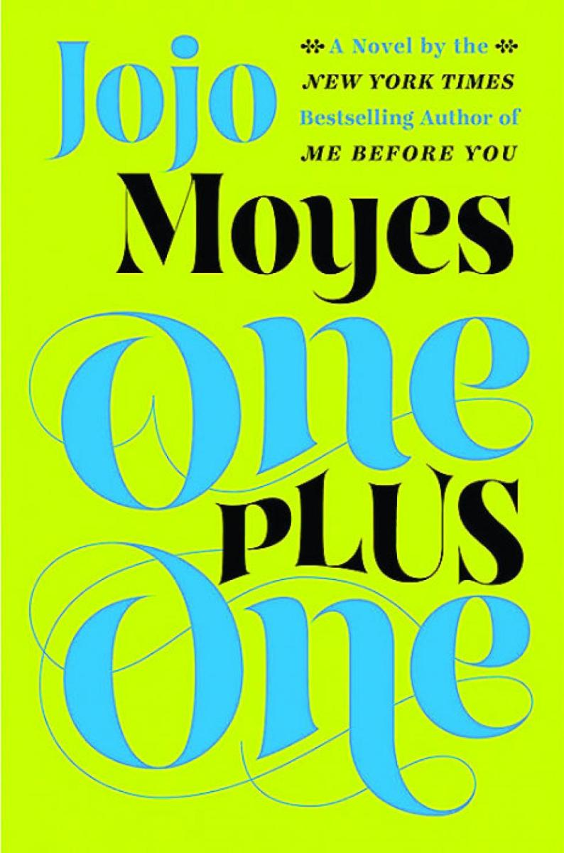 Image result for One Plus One by Jojo Moyes