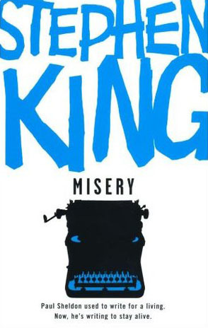 Image result for misery book