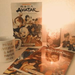 avatar the promise