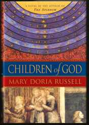 Mary Doria Russell Always Makes Me THINK