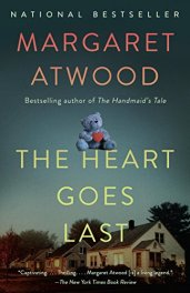 OK, my second Margaret Atwood book was awesome!