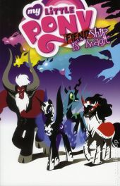 Secret origins of fiendish pony villains