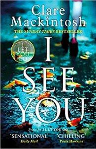 Clare Mackintosk - I see you