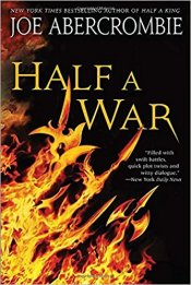 Half a War – only kept me half engaged